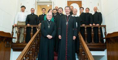Завершил работу Летний институт для представителей Римско-Католической Церкви