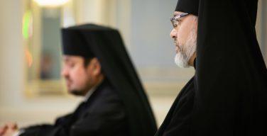 Архиепископ Памфилийский Даниил назвал цели визита экзархов Вселенского патриарха на Украину