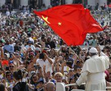 Ватикан работал с Китаем над соглашением о назначении епископов 10 лет