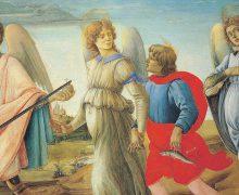 Мир ангелов: Архангелы Михаил, Гавриил и Рафаил