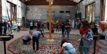 3 сентября в России вспоминали жертв терактов