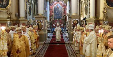 Во Львове началось заседание Синода епископов Украинской Греко-Католической Церкви
