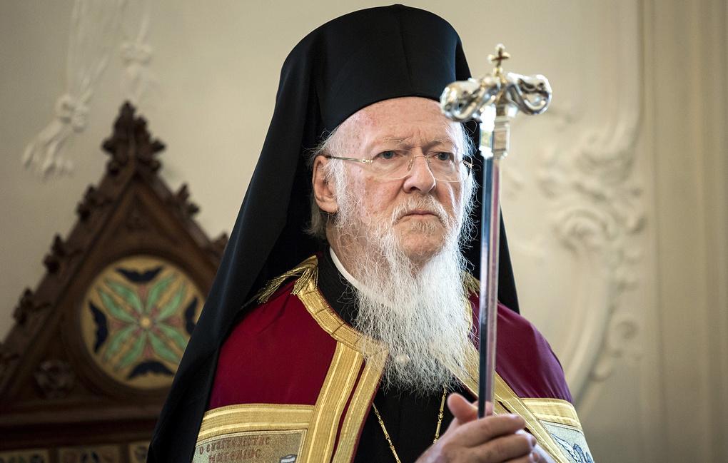 Константинополь назначил своих епископов на Украине