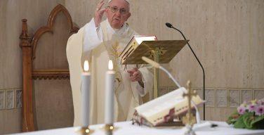 Папа: милосердие — это стиль христианина
