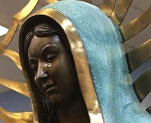 Ординарий католической епархии в США не нашел естественных причин мироточению статуи Богородицы