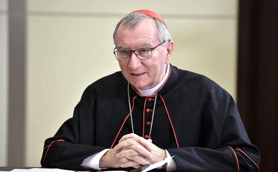 Кардинал Паролин: «Ситуация на Украине остается тяжелой и неразрешенной»
