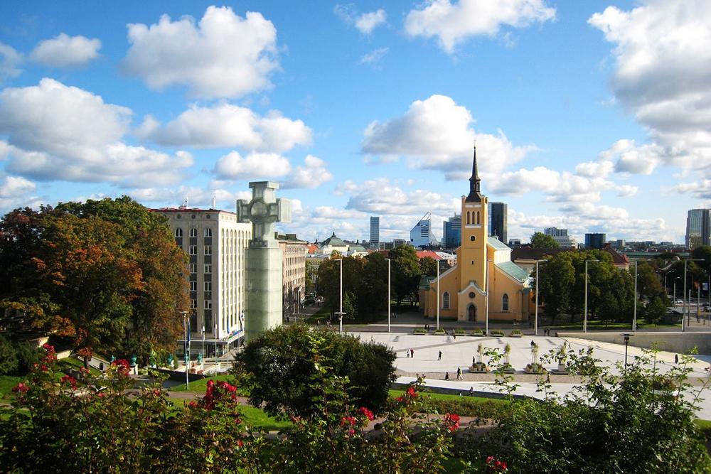 В Папской Мессе в центре Таллина примет участие более сотни священнослужителей