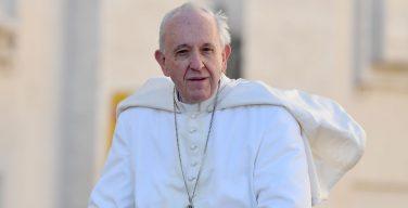 Папа: свобода без Божьей любви не может наполнить жизнь смыслом