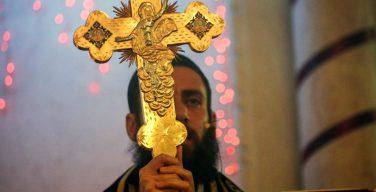 Ответ Церкви на гуманитарный кризис в Сирии и Ираке