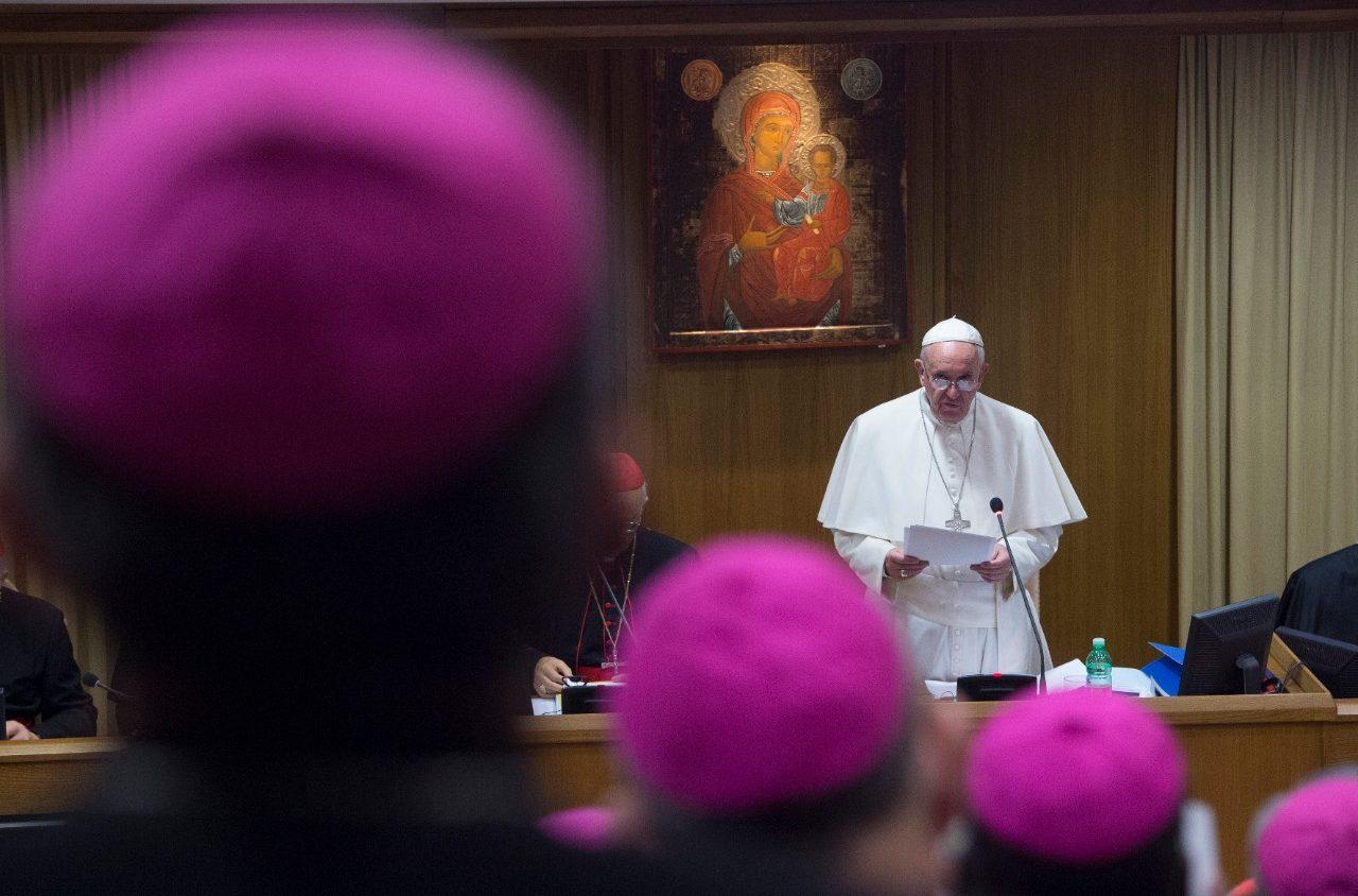Опубликована Апостольская конституция «Episcopalis communio»