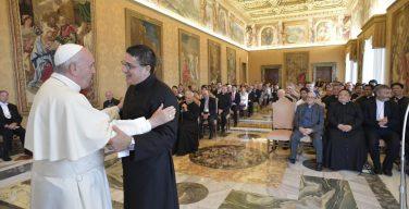 Папа призвал монашествующих заботиться о почве для семян призвания