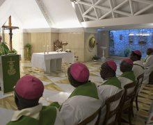 Папа: испытывать совесть, чтобы открыться Святому Духу