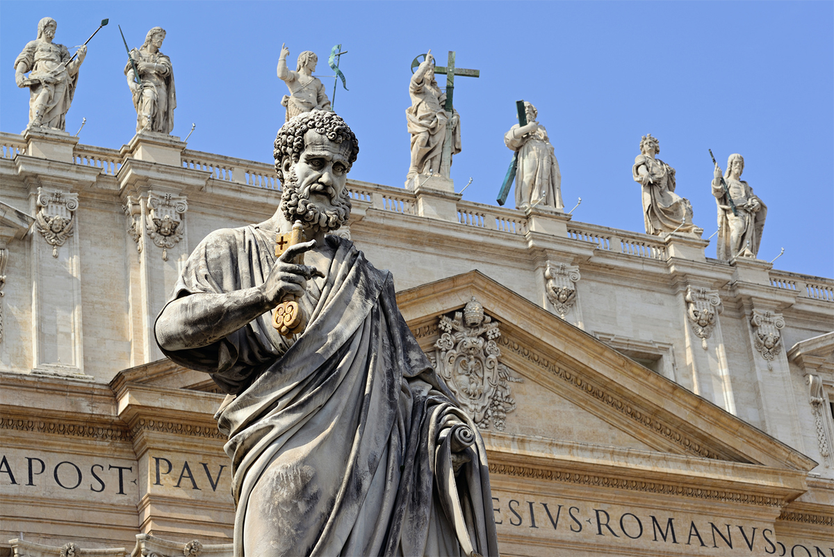 Обнародован календарь богослужений Папы на сентябрь и октябрь