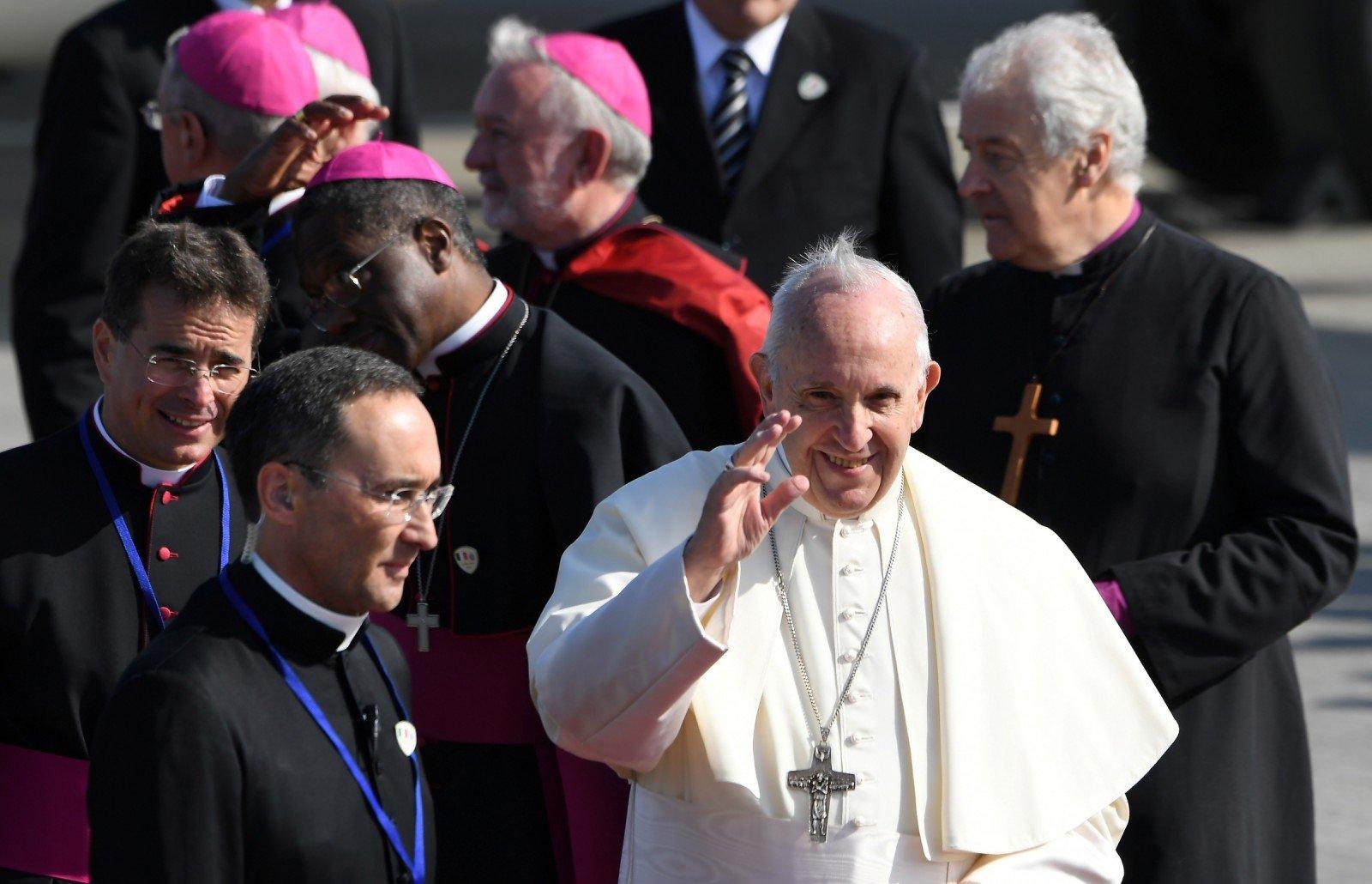 На встречу с Папой в Каунасе выдано 90 000 приглашений