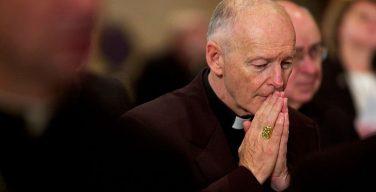 Заявление Святейшего Престола по делу МакКаррика
