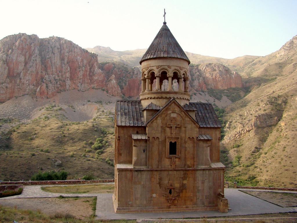Кому молятся в Армении?