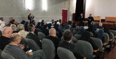 Фоторепортаж с Пастырской конференции Преображенской епархии