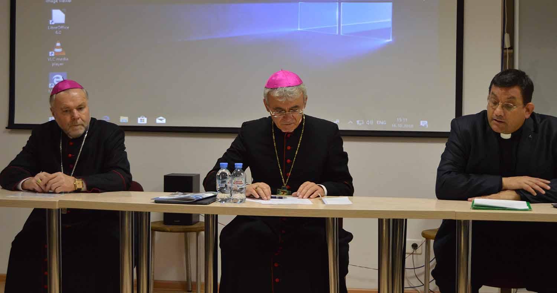 В центре Преображенской епархии отпраздновали 25-летие Новосибирской предсеминарии