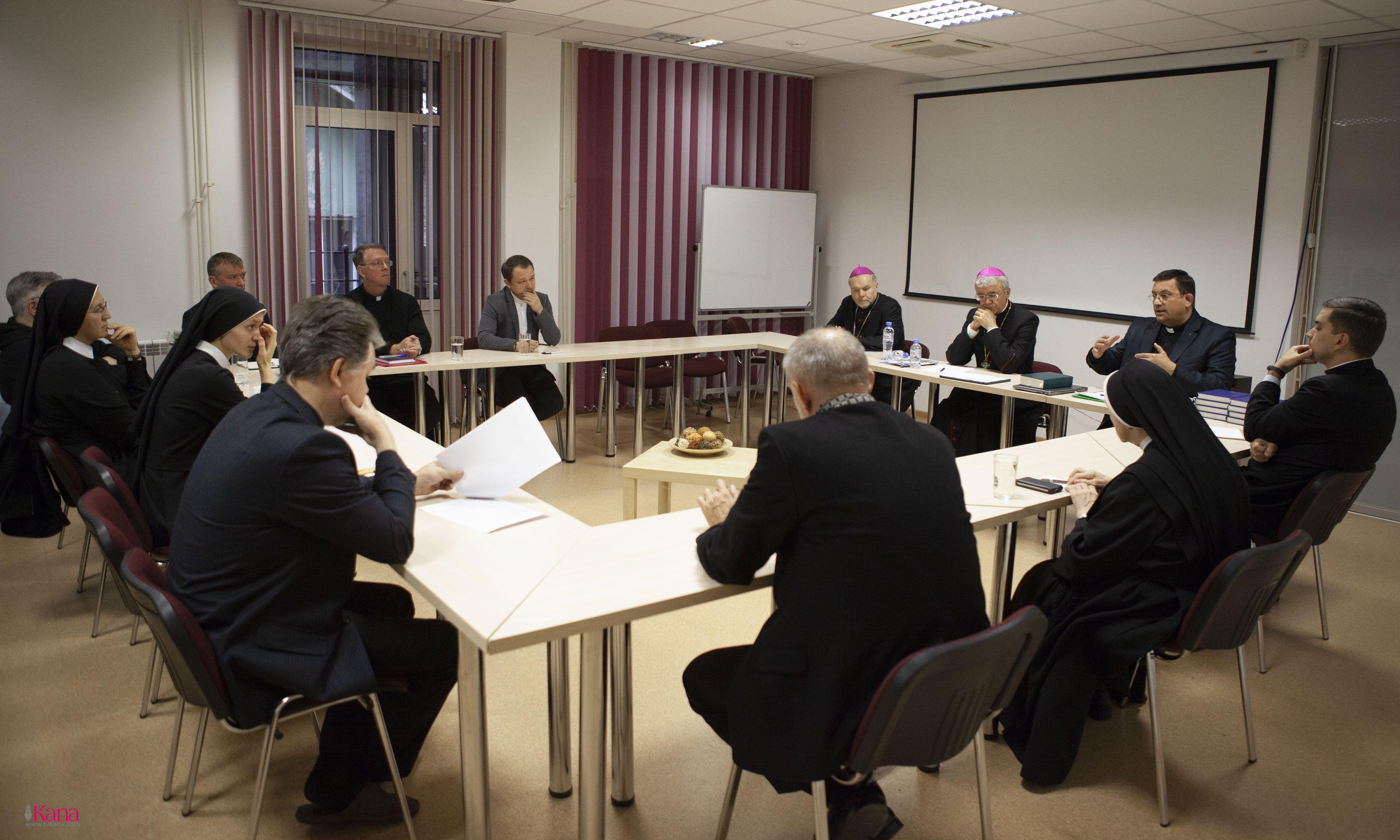 Послесловие к юбилею Новосибирской предсеминарии (ФОТО)