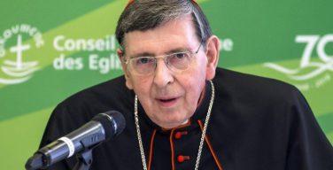 Кардинал Курт Кох прокомментировал раскол между Москвой и Константинополем