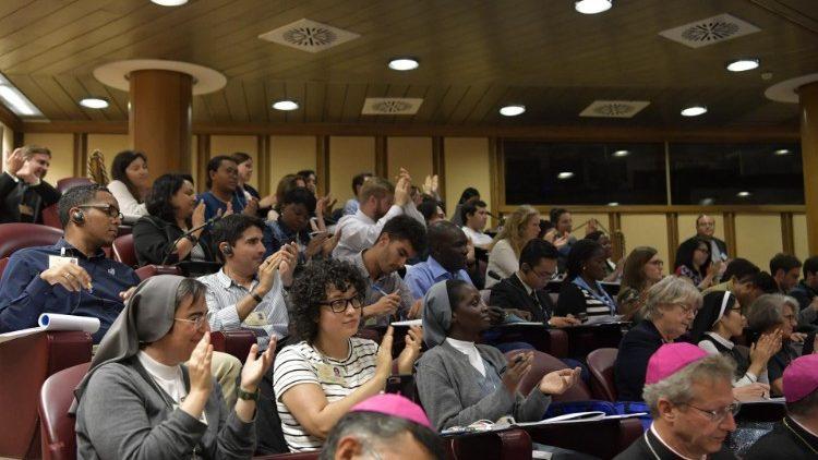 XV Генеральная ассамблея Синода: Двенадцатая общая конгрегация