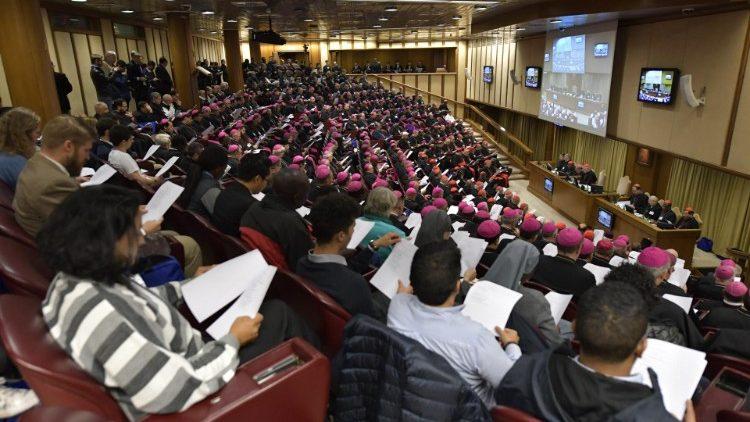 XV Генеральная ассамблея Синода епископов вышла на финишную прямую