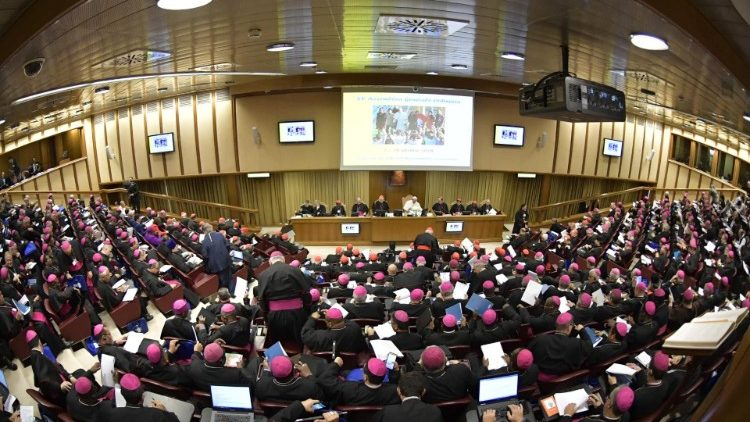XV Генеральная ассамблея Синода: седьмая общая конгрегация