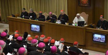 XV Генеральная ассамблея Синода епископов: 15-я Общая конгрегация