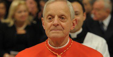 Папа принял отставку вашингтонского кардинала Доналда Вюрла