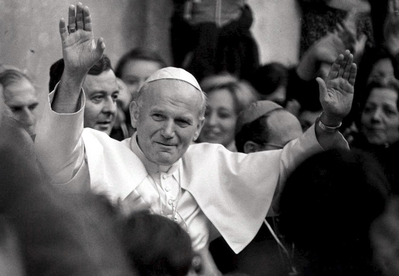 Папа: Иоанн Павел II оставил неизгладимый знак в Церкви