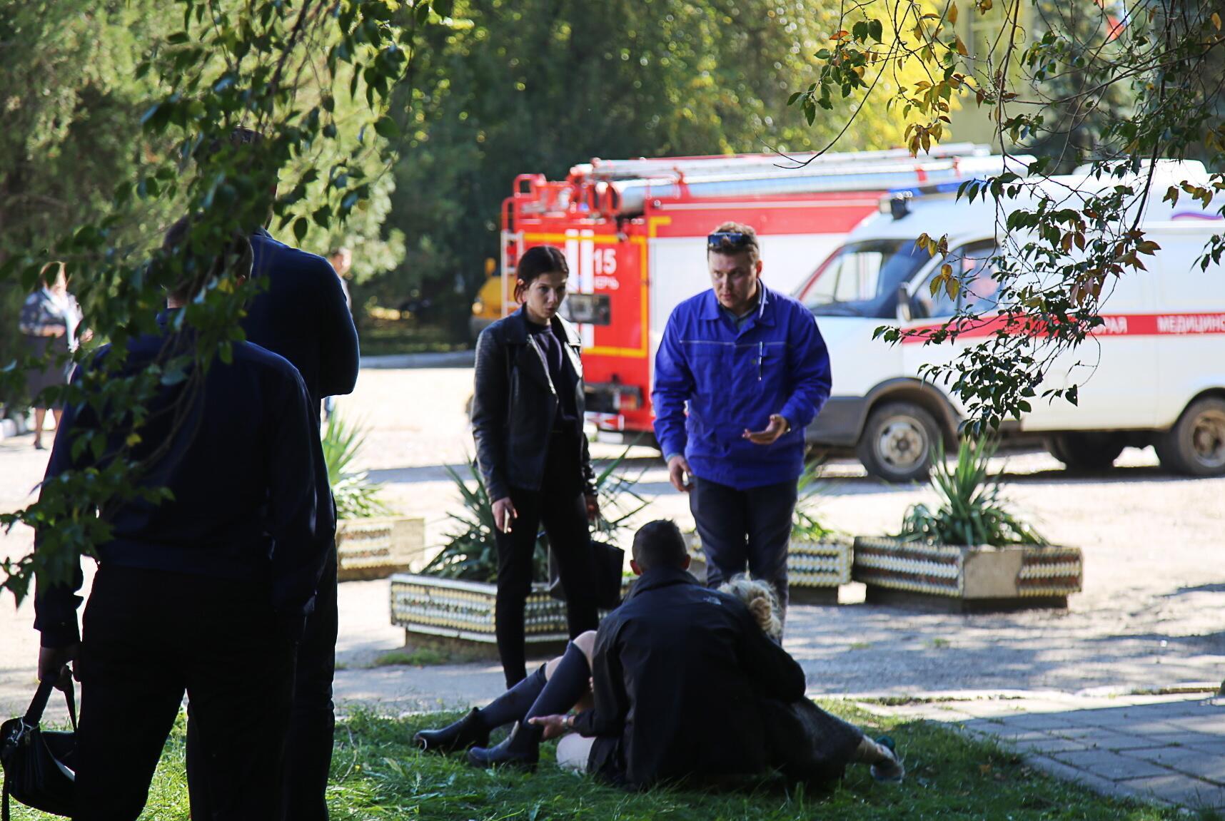 Массовое убийство в керченском колледже: 19 человек погибли, более 40 ранены