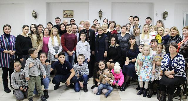 О некоторых подробностях визита Владыки Иосифа Верта в приходы Ханты-Мансийского Автономного Округа (+ФОТО)