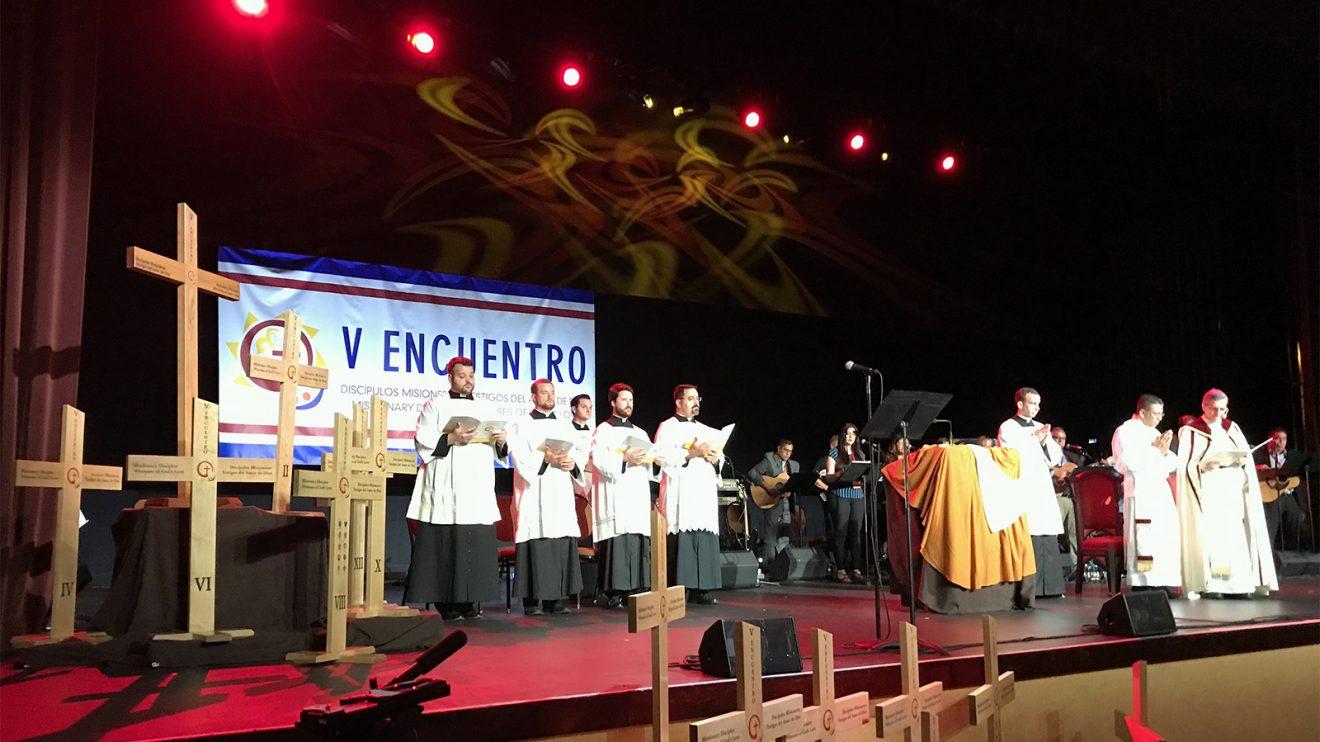 Пятое «Национальное испанское собрание» Католической церкви прошло в США
