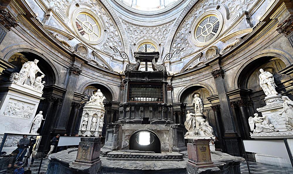 В Турине спустя почти 30 лет вновь открыта капелла Плащаницы