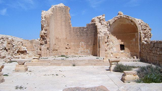 Израильские ученые обнаружили в пустыне Негев уникальное изображение Христа