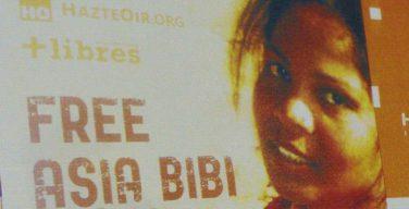 Освобождена Асия Биби