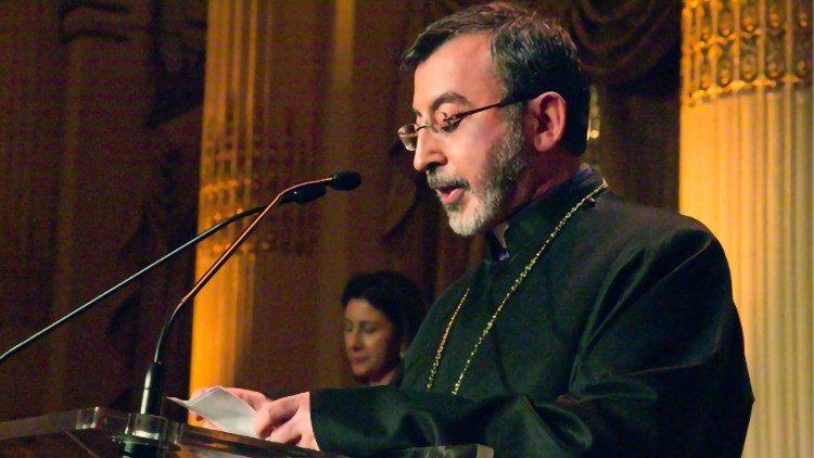 Армянская Апостольская Церковь будет иметь своего представителя при Святом Престоле