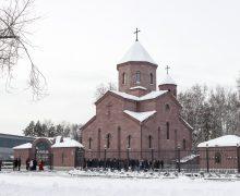 Владыка Иосиф Верт принял участие в освящении храма Армянской Апостольской Церкви в Новосибирске