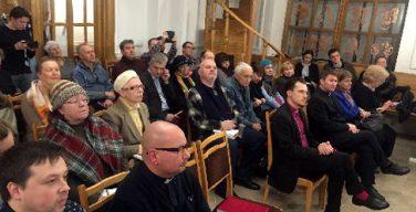 Конференция «Этика и Реформация» состоялась в московском лютеранском соборе