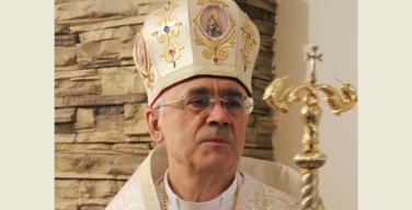 Иерей Павел Гладков о пастырском визите епископа Иосифа Верта в приходы ХМАО