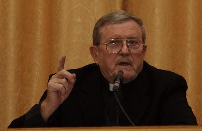 Скончался выдающийся литургист, священник византийского обряда Роберт Тафт, SJ