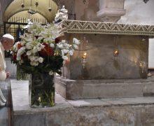 Папа: Благая Весть укрепляется молитвой