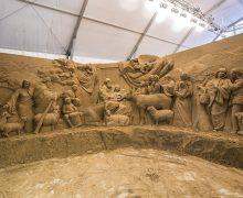 Российский скульптор примет участие в создании рождественских яслей в Ватикане