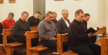 В России в разгаре курс подготовки будущих постоянных диаконов