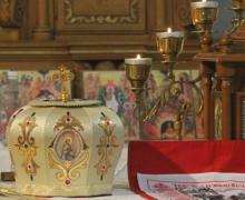Владыка Иосиф Верт посетил греко-католический приход Сошествия Святого Духа в Санкт-Петербурге