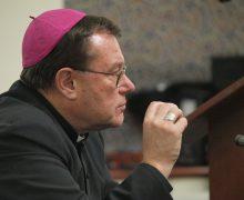 Выступление архиепископа Павла Пецци на III Cеминаре церковных журналистов в Москве (проходил с 15 по 18 ноября с. г.)