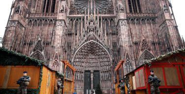 Архиепископ Страсбургский о смысле Адвента во время нарастающей спирали насилия