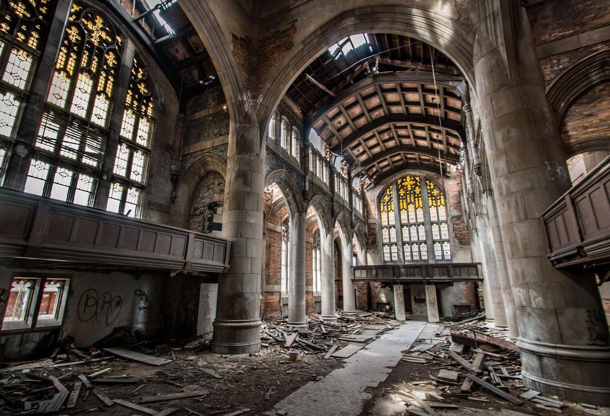 Папа — участникам конференции «Разве Бог здесь больше не живет?»