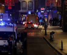 Теракт у рождественской ярмарки в Страсбурге: 3 человека погибли, 13 ранены