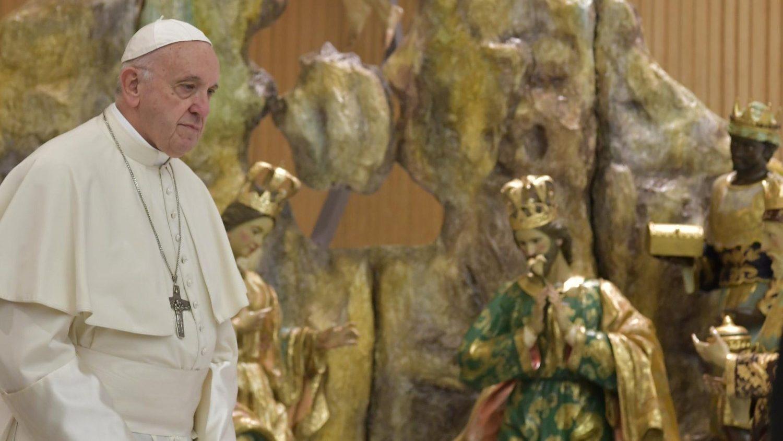 На общей аудиенции 5 декабря Папа Франциск начал новый цикл катехез о Молитве Господней